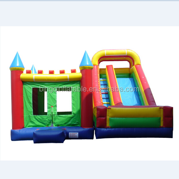 inflatable slide combos inflatable game for children BG-G0063