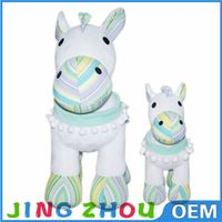 China factory wholesale new design plush horse toy stuffed toy horse plush toy for kids