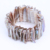 Fashion Unisex bracelet cheap price wider African style bracelet for gift