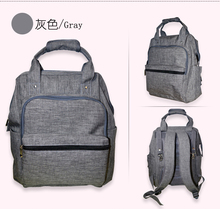 2016 new design diaper backpack for mummy bag and baby bag