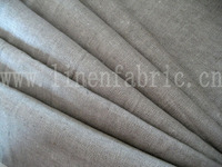 100% Linen Fabric Yarn Dyed Suit Mens Fabric European Flax