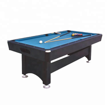 High Quality MDF 7ft 8ft 9ft Billiard snooker Pool Table for sports