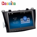 "Dasaita 9"" touch screen Android 7.1 audio stereo radio car dvd player gps navigation for Mazda 3 2010-2012"