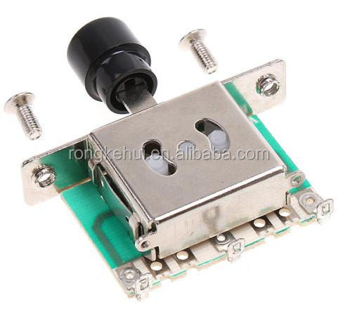 5 Way Pickup Selector Toggle Switch