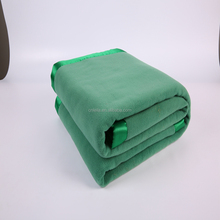 new arrival fashion super soft thick throw anti static polar fleece disaster relief blanket