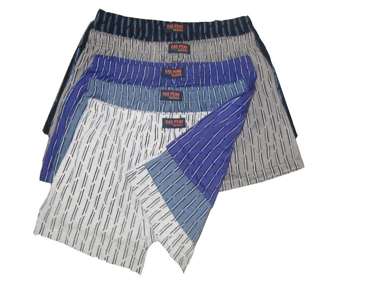 100% Cotton High Quality Men's Boxer Shorts