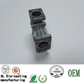 China customized aluminum die cast and aluminium die casting parts