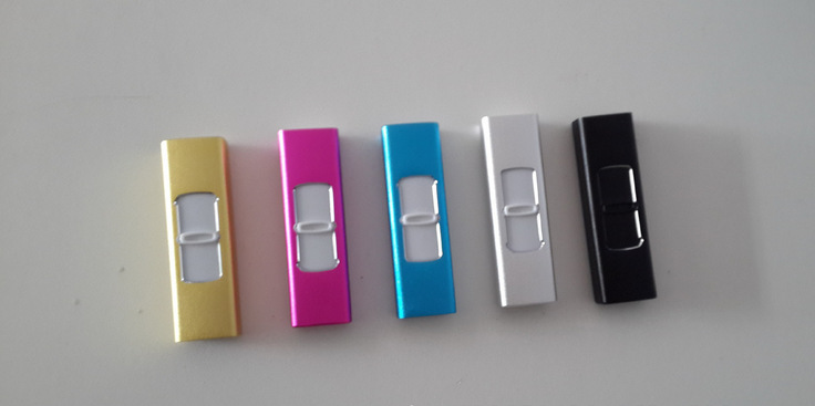 Unique rechargeable electronic USB lighter Cigarette lighter