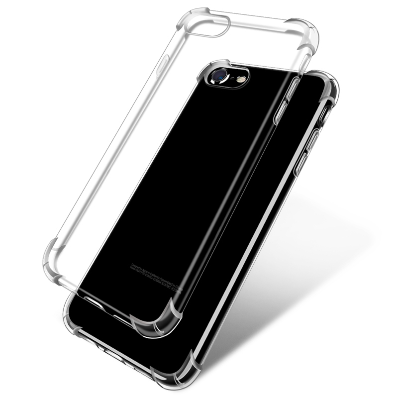 case for iphone 7,new mobile accessories for iphone 7 soft clear transparent tpu case