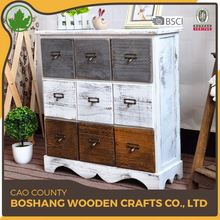 China Made Recycle Wood Home Furniture Kitchen Cabinets