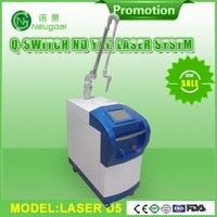 Q switch nd yag laser tattoo removal system, laser tattoo removal cost, home use laser beauty machine