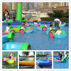 Aqua park ride used paddle boat for sale,used pedal boats for sale