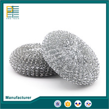 Professional galvanized pot scourer with high quality