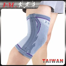 Cirflat Elastic Knee Supporter with Springs