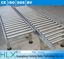 Simple structure stainless steel gravity roller conveyor