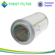 Forst air Hepa filter cartridge HS code for dust collector