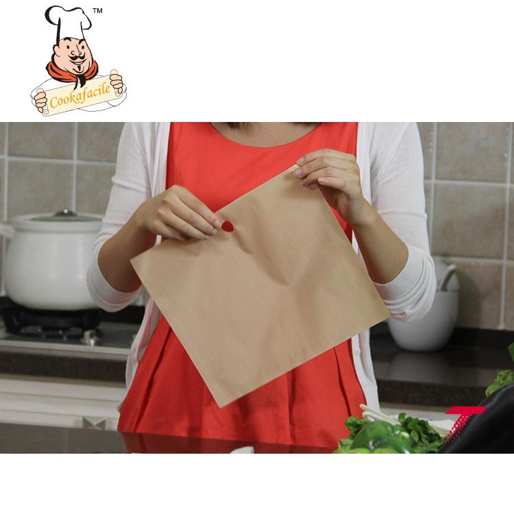 National New Product Award SGS Approved heat-resistant cooking bag