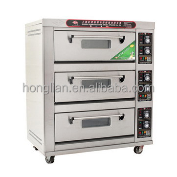 Commercial Bread Barkey Deck Oven/Electric bread baking oven
