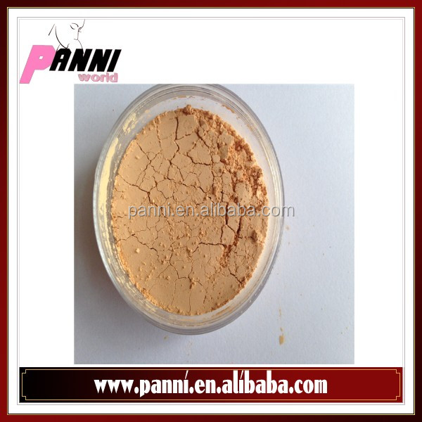 New silky powder face loose powder Waterproof & sunscreen foundation