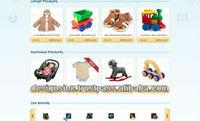 wholesale online store design and development