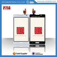 China supplier smartphone spare parts touch screen for Lg p714