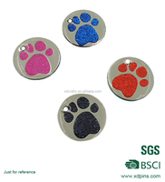 China suppliers Low price Laser engraving dog tags for pets