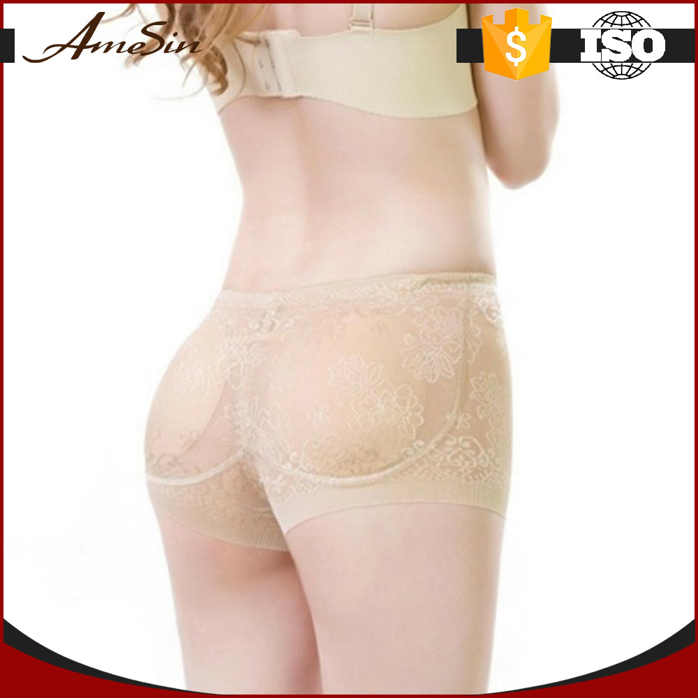 wholesale in china teen seamless silicone buttocks padded panties