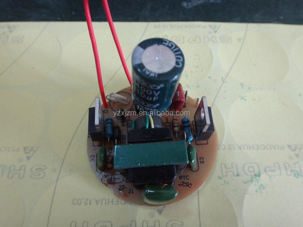 chinese bazaar productos mas vendidos cfl pcb circuit of energy saving lamp