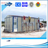 middle east standard modern module prefabricated house