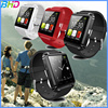 high quality fashionable Bluetooth smart watch android dual sim smart watch phone u8 2015 ce rohs u8 smart watch