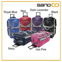 New product 2016 latest upright luggage bags and cases, suit bag luggage from China