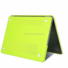 For Macbook Air Rubberized Case, Crystal Case for Macbook Pro