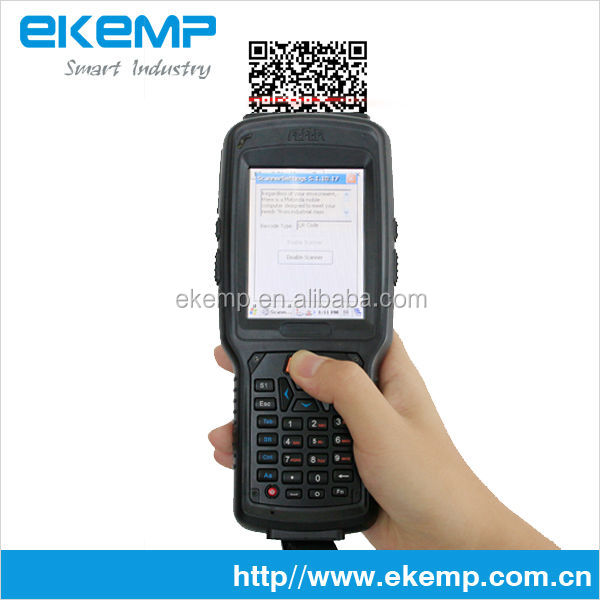 Rugged Handheld Featuring, Touch Screen,Qwerty Keyboard,Wireless PDA