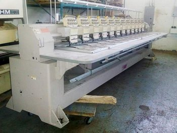 SWF 12 head Embroidery Machine SWF/A-WE912