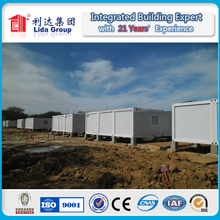container house site office and woker camp in Kuwait