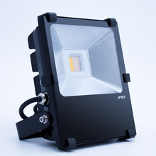 Led Flood Light, meall well driver LED Street Outdoor Lighting Lamp 10W 20W 30W 50W 190W RGB Led Floodlight