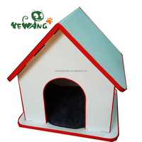 The cardboard cat house and hot sell pet product of Cat Scratcher toy