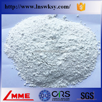 China LMME anti-radiation white oil drilling barite/barium sulphate with competitive price