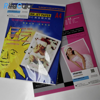 Wholesale 260gsm Premium RC Glossy A4 Lucky Photo Paper for Digital Inkjet Printing