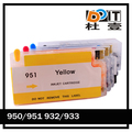 newest Best Quality refilled Ink cartridge for HP 950 951 use for HP Officejet Pro 8100 8600 inkjet printer