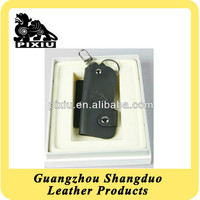 Wholesale Price Realiable Quality Pure Leather Car Key Bag