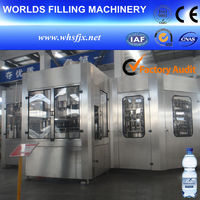 DCGF72-72-18 3 in 1 Carbonated Soft Drink Bottle Filling Machine