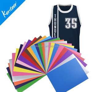 Kenteer high quality economical price heat transfer vinyl poly flex