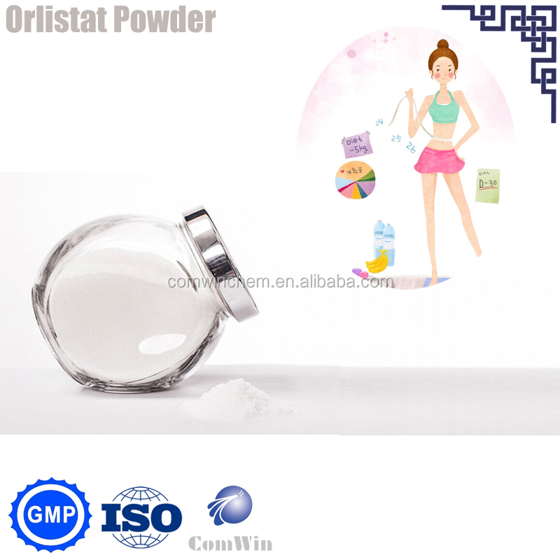 import export broker of orlistat powder cas 96829-58-2