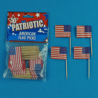 Party Disposable Decorative Toothpicks