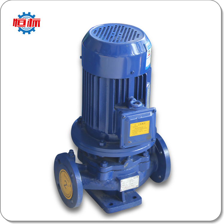 Hengbiao ISG Series pumps made in china high pressure fire booster centrifugal irrigation water pump