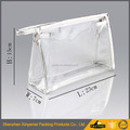 Wholesale transparent/clear pvc ladies cosmetic bag