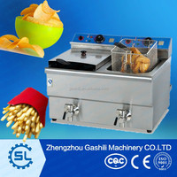 full stainless steel pressure fryer chicken machine/fry machine for chicken