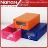 NAHAM home organizer multi-colors cardboard decorative box