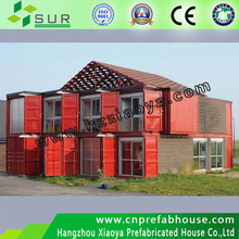 China new design high quality modular shipping container restaurant